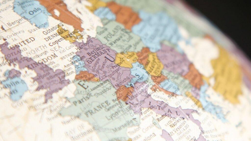 Spedire in Europa