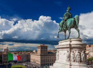 Spedire un pacco a Roma
