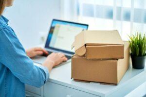 parcel not delivered